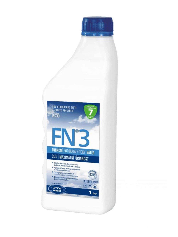 Fotokatalytický nátěr FN®3 vnitřní použití