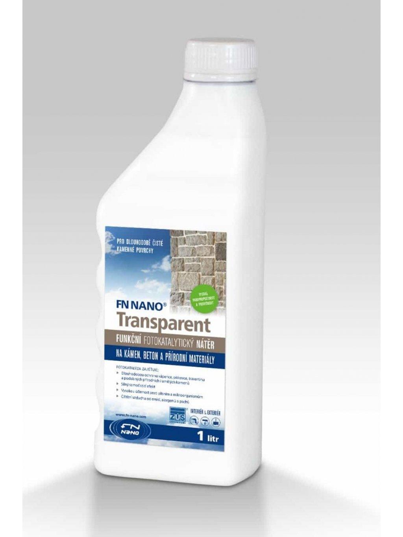 Funkční nátěr FN NANO®  Transparent