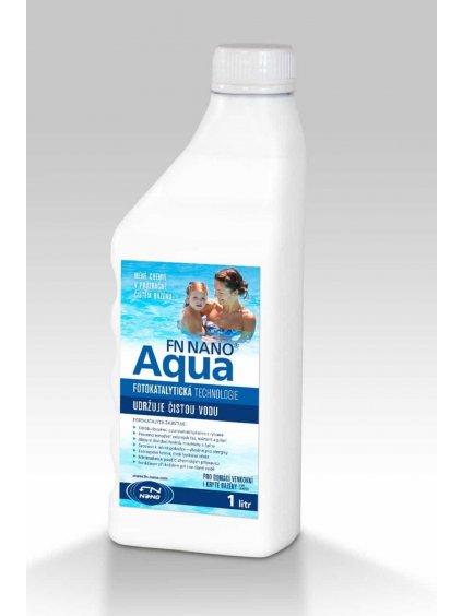 Ekologický čistič bazénů FN NANO®AQUA (Objem 0,5 litru)