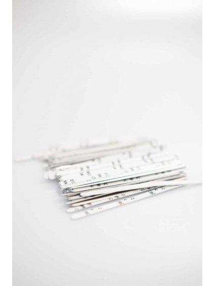 Náhradní nosní klipy do šátků a roušek