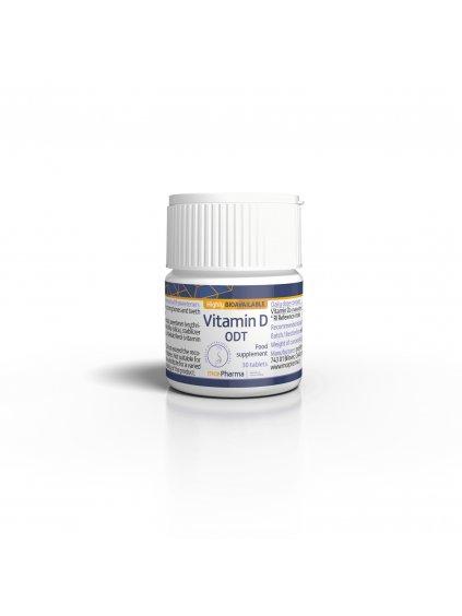 Vitamin D ODT