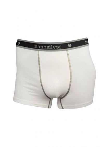 boxerky bílé
