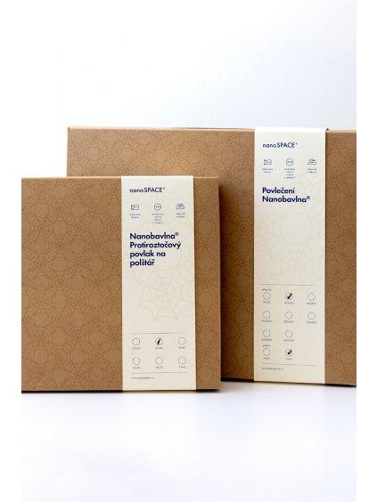 Povlečení Nanobavlna® 1+2