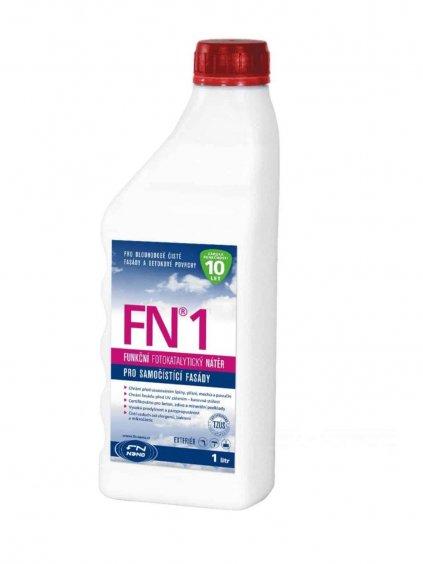 Fotokatalytický nátěr FN®1 pro venkovní použití