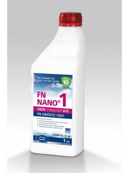 Fotokatalytický nátěr FN NANO®1 pro venkovní použití (Objem 3 litry)