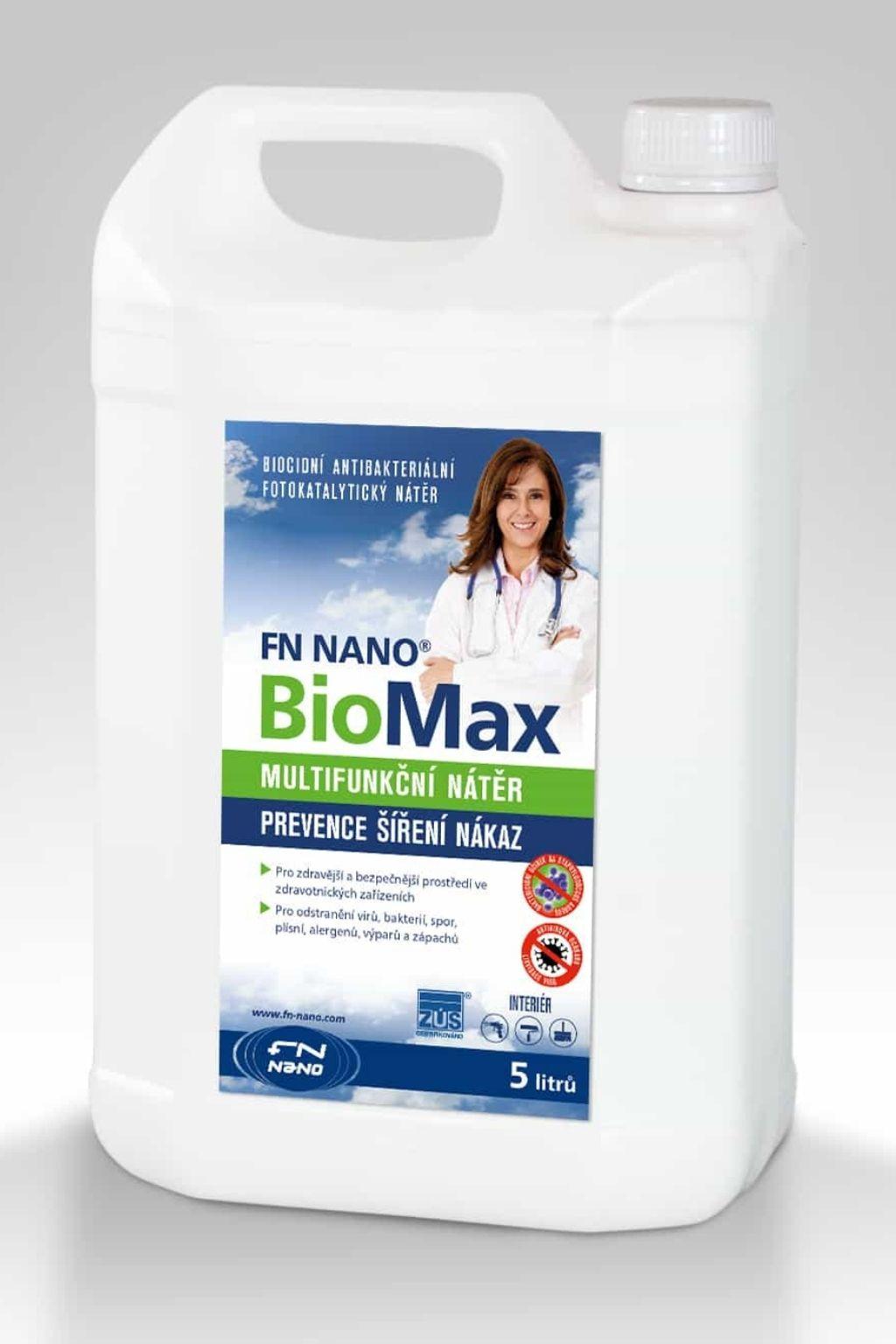 FN NANO Funkční nátěr FN® 1 BioMax Objem: 1 litr
