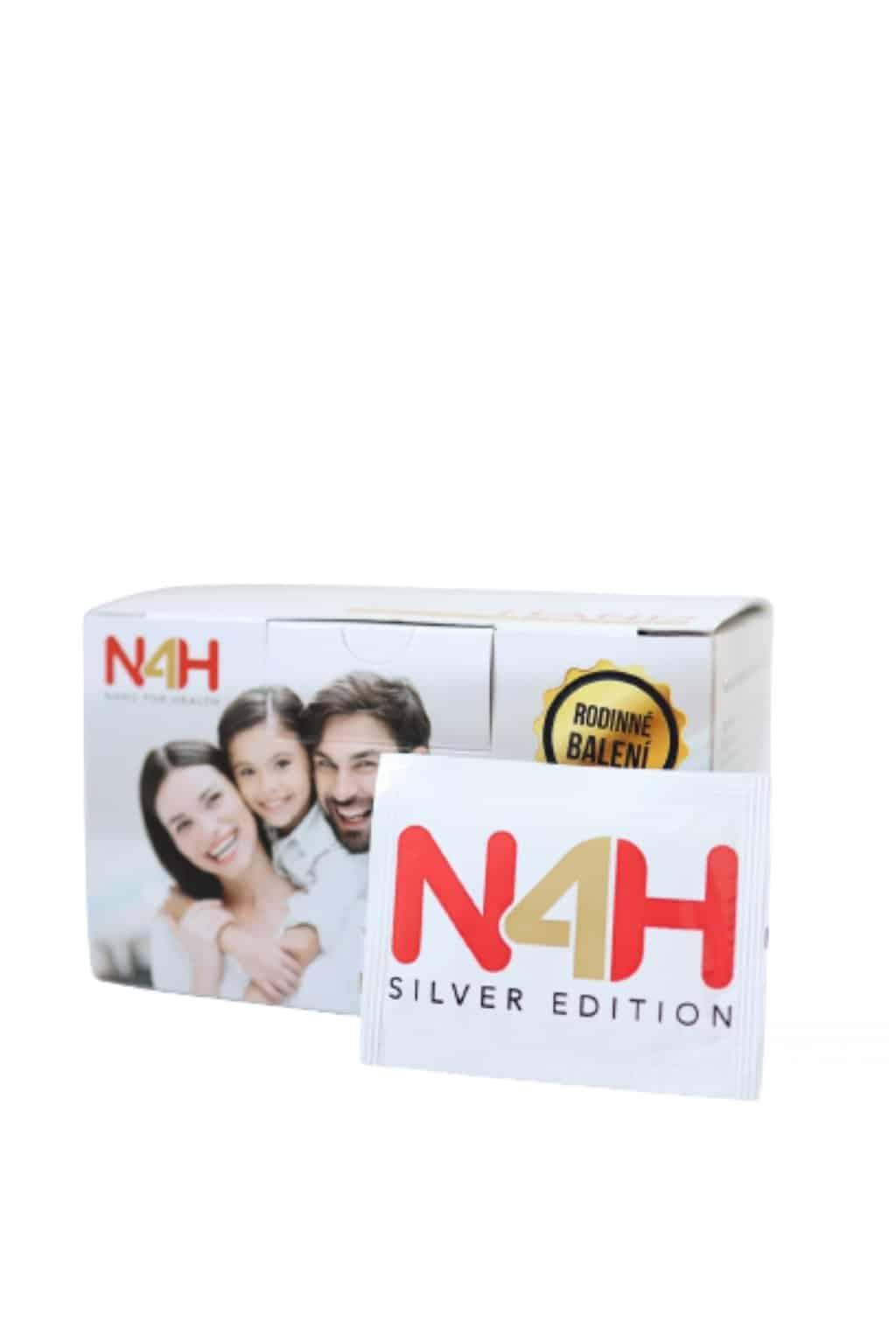 N4H Antibakteriální vlhčené ubrousky na ruce i povrchy YourHand Velikost balení: 25 ks
