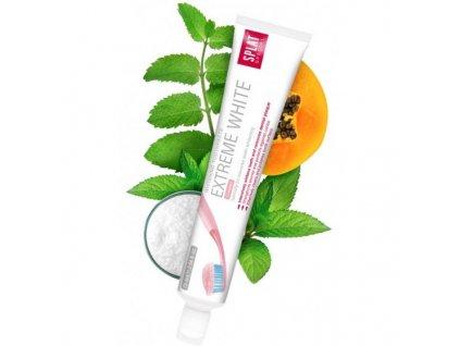splat extreme white zubni pasta pro intenzivni beleni 75 ml