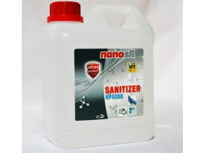 sanitizer 2L
