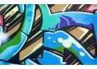 Nano antigraffiti