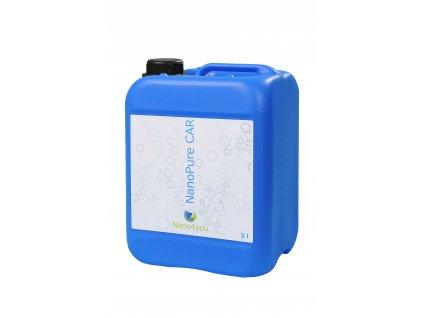 NanoPure umyvanie bez vody