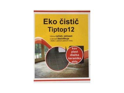 Čistič TipTop12 koncentrát