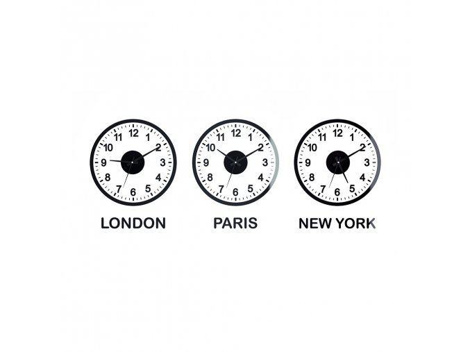 23369 sada hodiny balvi world clock 26489 sirka od 120cm
