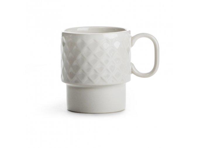 24830 hrnek sagaform coffee more 250 ml bily