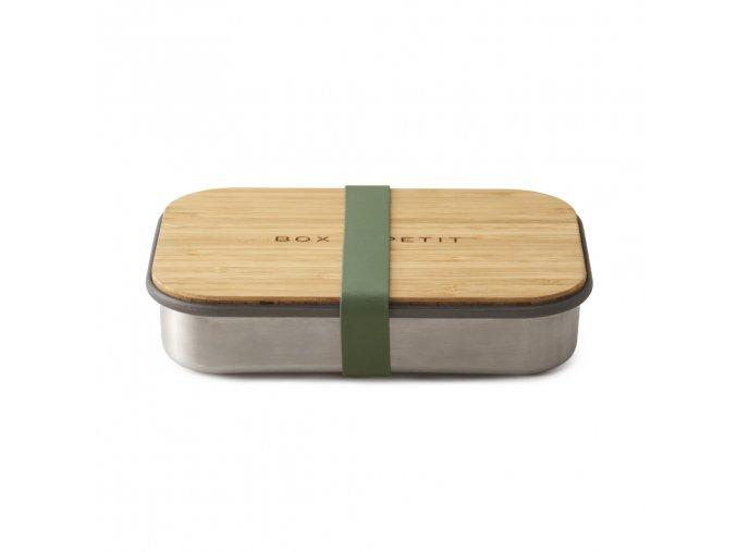 27017 2 sandwich box black blum nerez bambus zeleny