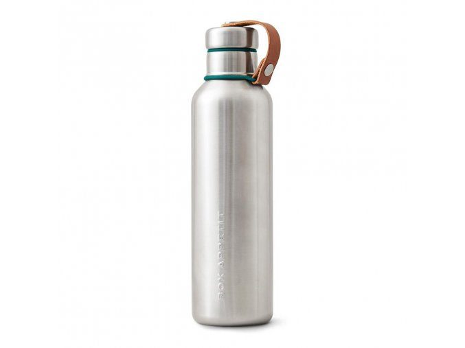27038 termolahev black blum insulated vacuum bottle 750ml oceanove modra
