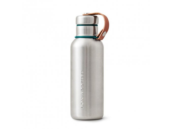 27047 termolahev black blum insulated vacuum bottle 500ml oceanove modra