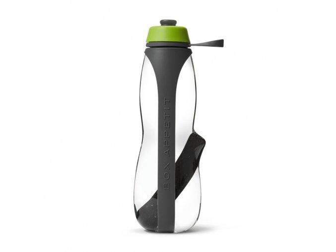 27056 sportovni filtracni lahev s binchotanem black blum eau good duo 700ml seda zelena