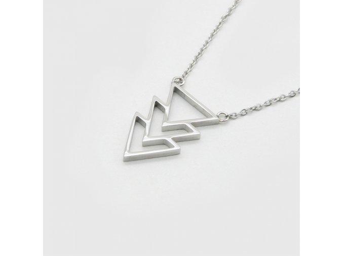32558 retizek kuku neck3s triangle