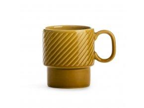 24839 hrnek sagaform coffee more 250 ml zluty