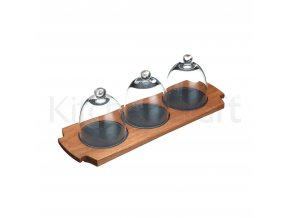 25148 servirovaci sada kitchen craft artesa appetiser set