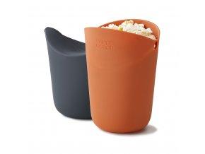 26180 joseph joseph m cuisine single popcorn makers nadobky na pripravu porci popcornu 2ks