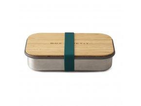 27014 sandwich box black blum nerez bambus oceanove modry