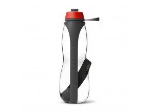 27059 sportovni filtracni lahev s binchotanem black blum eau good duo 700ml seda cervena