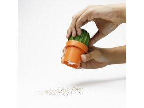 28307 3 mlynek na pepr sul qualy tasty cactus oranzovy