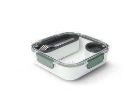 31724 4 lunch box black blum original olivova
