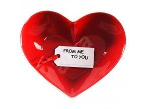 34301 miska porcelanova foryou sweetheart 5016202
