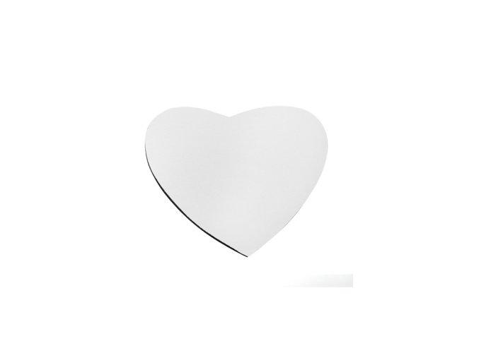 Podložka pod myš srdce 5 mm