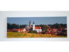 Panoramatický fotoobraz 95x30 cm
