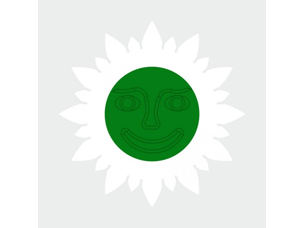 bila zelena tvar