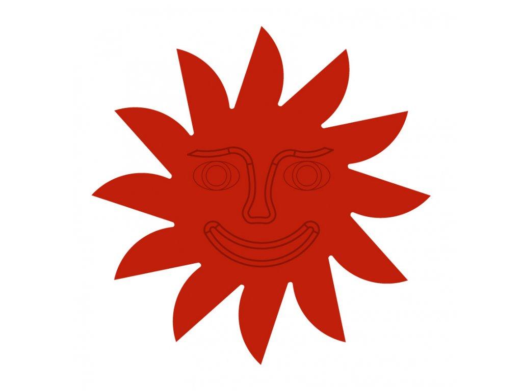 cervena cervena tvar