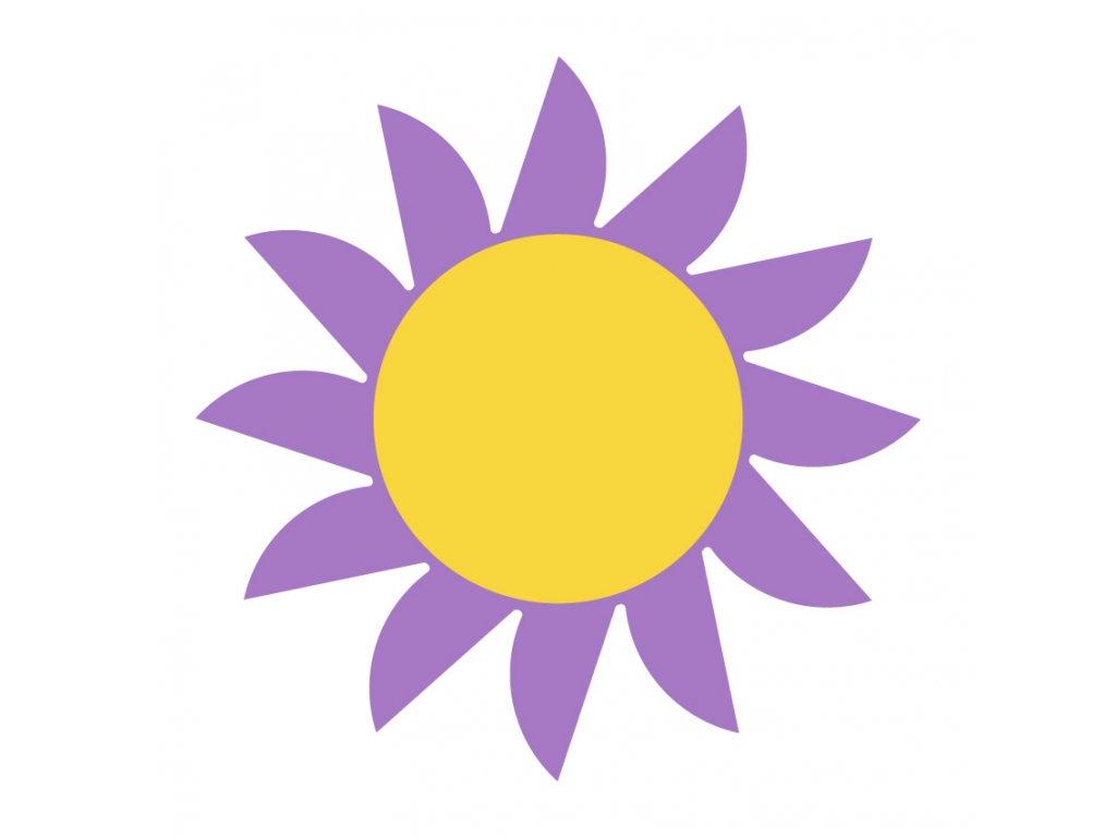 fialova zluta