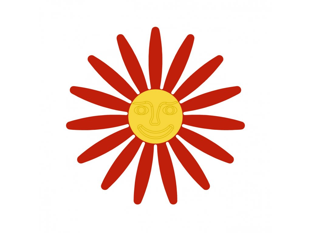 cervena zluta tvar