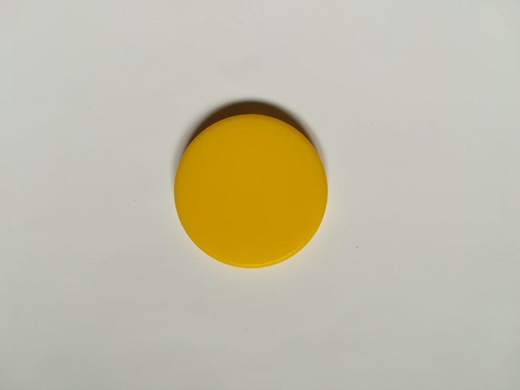 Žlutý střed