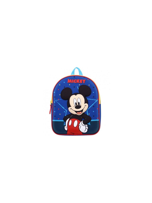 Dětský 3D batoh 088 1671 Mickey Mouse Disney