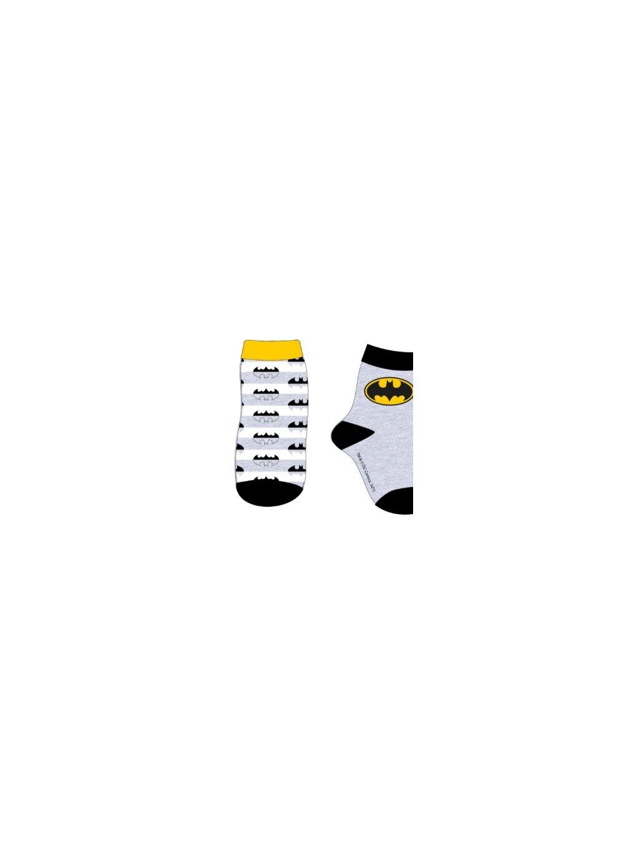 Dětské ponožky BAT 51 34 350 Disney Batman 2 ks.