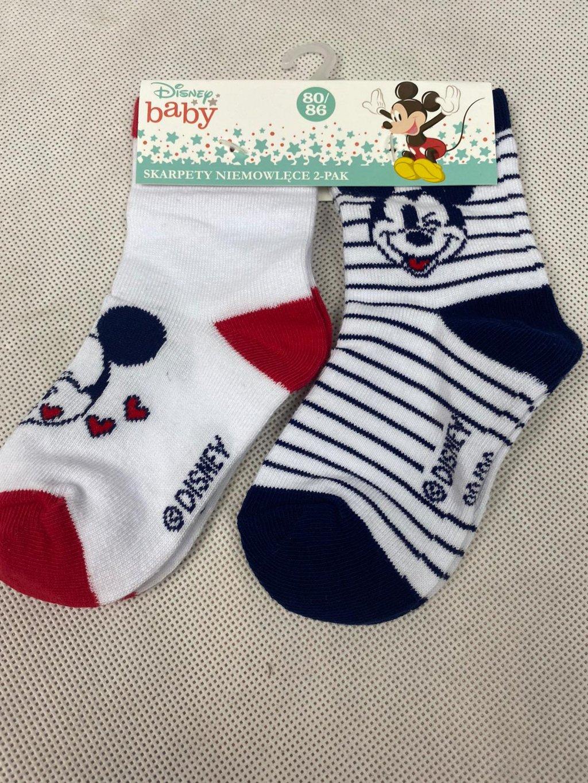 Dětské ponožky BMB 51 34 1334 Disney mickey 2 ks.