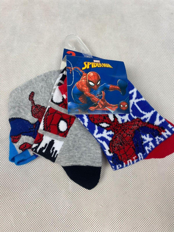 Dětské ponožky UE 0614 Spiderman 3 ks.