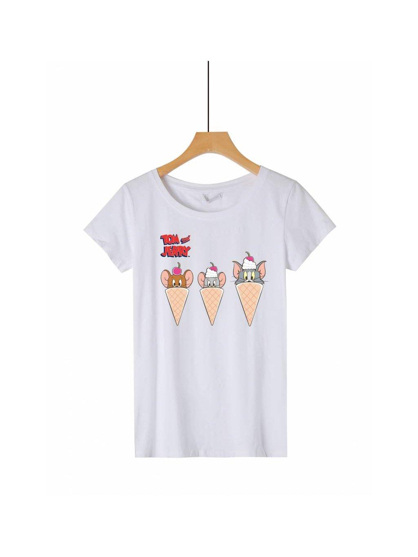 Tričko WPO-P5236 Tom & Jerry kornoutky