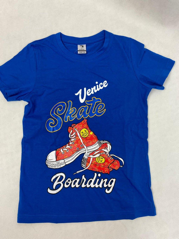 Tričko BPO-P4902 Skate Boarding