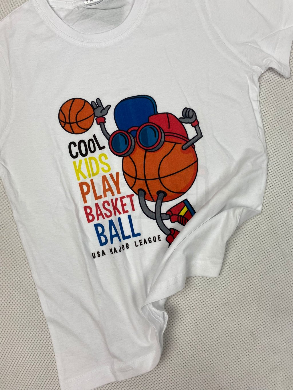 Tričko BPO-P2127 Basket Ball