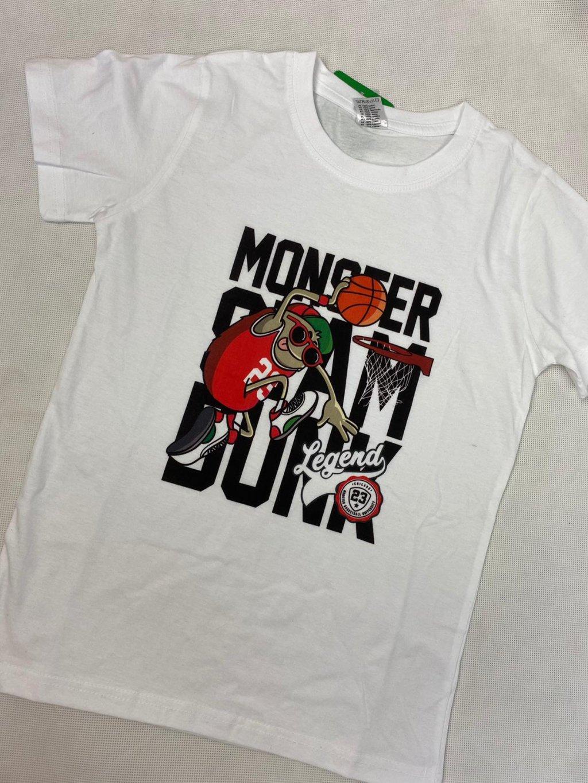 Tričko BPO-P2120 MONSTER