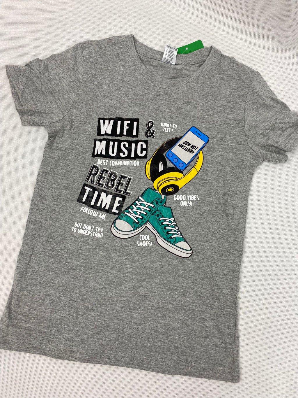 Tričko BPO-P4905 WIFI-MUSIC