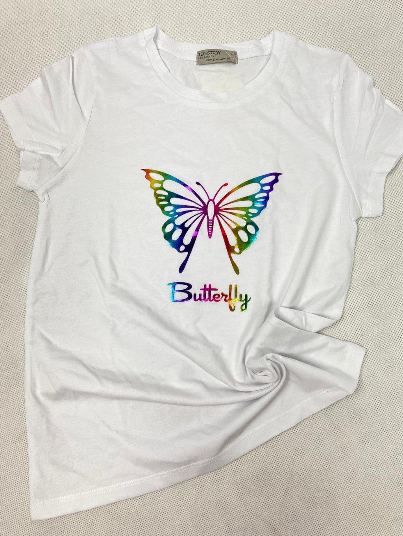 Tričko GPO-P4650 Butterfly