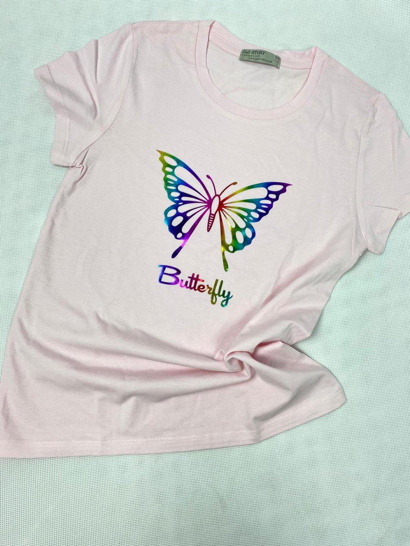Tričko GPO-P4649 Butterfly