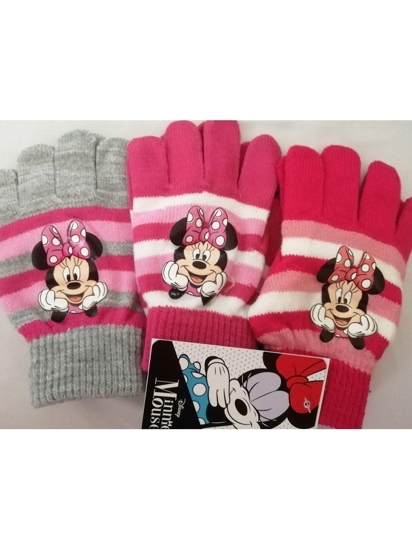 Dětské rukavice 08809 Minnie